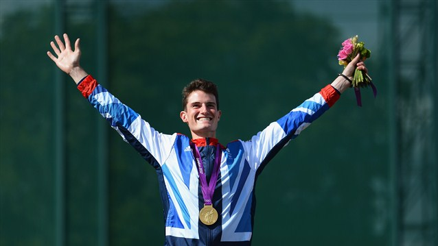 Peter Wilson - 2012 Olympic Double Trap Champion