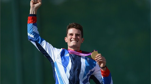 Peter Wilson 2012 Olympic Double Trap Champion