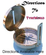 Tyreworld Directions